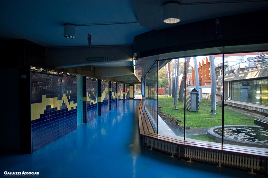 Galluzzi associati sport piscina paolo costoli for Piscina firenze